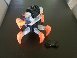 Nerf Combat Creatures Terradrone -VGC, Works - w/ Remote