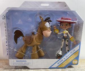 Disney Store Pixar Toybox #18 Toy Story Jessie and Bullseye