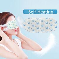 Relieve Fatigue Sleeping Patch Eye Spa Sleep Relaxing Steam Eye Mask