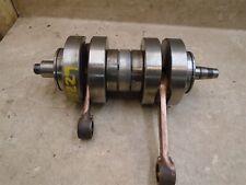 Yamaha 350 RD TWIN RD350 Used Engine Crankshaft & Rods 1974 WD YB229