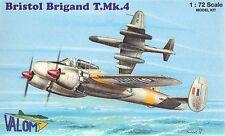 VALOM 1/72 Kit modello 72063 BRISTOL BRIGANTE T mk. 4