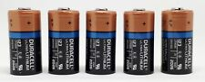 Duracell 3V Ultra Lithium Batterie 123 - DL123A/CR123A/CR17345 - 5 Stück