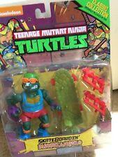 TMNT Skateboardin Michelangelo NIB Ninja Turtle