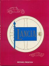 LANCIA 1907-75 ARDEA THETA LAMBDA FLAMINIA AURELIA APRILIA FULVIA FLAVIA BETA +