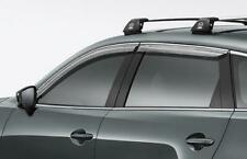 New Genuine Mazda CX-9 TC Slim Weathershields Set 4 CX9 2016-Current TC11-AC-WSH