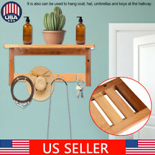 Wall Mounted Coat Amp Hat Racks For Sale Ebay