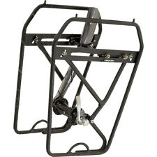 "Minoura FPR-3000 Front Bicycle Pannier Rack Lowrider 26/"" 29er 700c Disc Charity!"