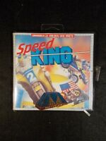 "Speed King (5.25"" Floppy, 1986) for Commodore/Atari w/BONUS Game (Neutral Zone)"