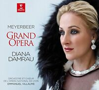 Diana Damrau - Meyerbeer - Grand Opera (Limited Edition Casebound Delluxe) [CD]