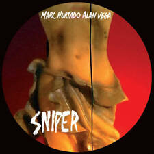 "Alan Vega & Marc Hurtado - Sniper (RSD 16) (NEW 2 X 12"" VINYL LP)"