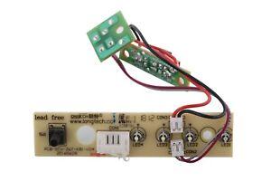Rowenta scheda PCB comandi scopa vapore Clean Steam RY75 RY7555 RY7591 NOTE!