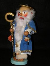 "Steinbach Nutcracker Saint Petrus 16"" Signed Limited Edition No.1694 Germany"