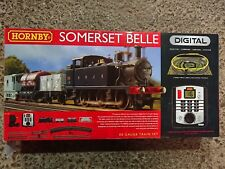 Hornby R1125 Digital Somerset Belle Electric Train Set OO Gauge DCC Fitted NEW