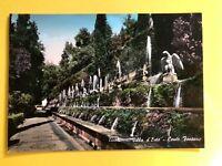 ITALY TIVOLI VILLA D'ESTE A HUNDRES FOUNTAINS REAL PHOTOGRAPH POSTCARD
