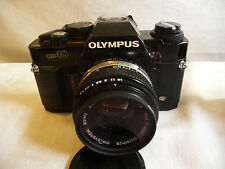 Camera  OLYMPUS OM40 + ZUIKO 1:1.8 50mm lens  .. F2