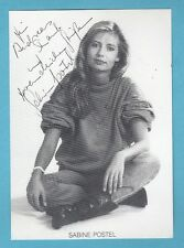 Postel Sabine                4-1/2697