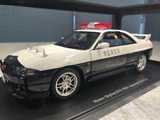 1:18 Nissan Skyline GT-R (R33) Japanese Police Car #854 AUTOart