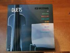 Rob Wasserman: Duets, 9 Track, 12 in Record
