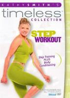 KATHY SMITH - STEP WORKOUT NEW DVD