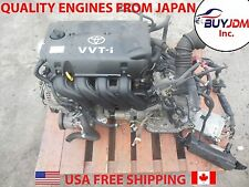 00-05 JDM Toyota Echo Yaris 1NZ 1NZ VVTi Engine Auto Trans Harns ECU 1.5L