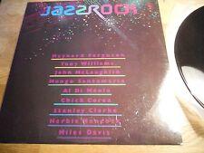 JAZZROCK;MILES DAVIS HERBIE HANCOCK 1987 CZECHOSLOVAKIAN LP RARE COMPILATION LP*