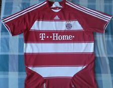Camiseta Trikot Shirt BAYERN MÜNCHEN Munich Adidas Season 2008 Size XL Vintage