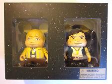 Disney Star Wars Weekends 2015 Vinylmation Luke Skywalker & Han Solo Set LE 2500
