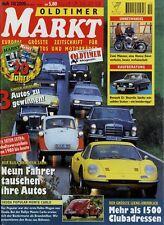 Markt 10/00 2000 Renault 12 Silk 700S Mk II Skoda 420 Popular Monte Carlo VW 147