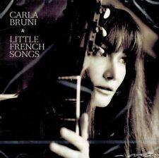 MUSIK-CD NEU/OVP - Carla Bruni - Little French Songs