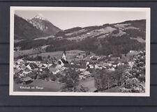 Portorichtige Ansichtskarte Kötschach mit Bahnpoststempel  gelaufen 1956