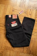 New Levi's Vintage Clothing Big E Red Tab 519 Bedford Pants Jeans 34 x 34 Brown