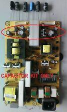 INSIGNIA  AOC  HAIER ENVISION  POWER BOARD  715T2804-2  **6 CAPACITORS KIT**