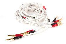 Rodio Negro Twist Cable de parlante 3m Fábrica rescindido por Negro Rodio