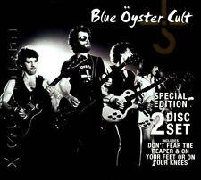 Blue Oyster Cult  Legends 2 CD Set BRAND NEW SEALED METAL BOX RARE!!!      #23