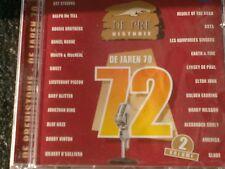 DE PRE HISTORIE 1972 (Volume 2) Prehistorie Radio 2  De jaren 70 Seventies