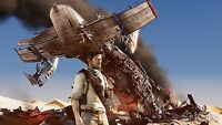Uncharted 3: Drake's Deception (Sony PlayStation 3, PS3)with manual