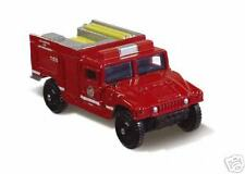 CORGI Los Angeles Fire Pumper Truck Hummer Humvee C90236 LAFD Die-cast NEW