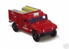 CORGI Los Angeles Fire Pumper Truck Hummer Humvee C90236 LAFD Die-cast NEW
