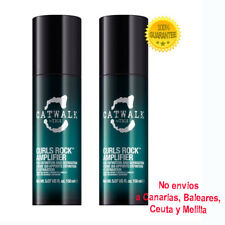 Tigi Catwalk Curlesque Amplifier Dos Unidades 150 ml.