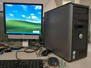 Dell Optiplex GX520 - Pentium D 820 (2.8GHz Dual Core), 2GB DDR2, 250GB SATA HDD