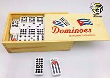 Cuban Domino Game Doble Nine, Domino Doble Nueve, Domino Cubano