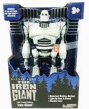 New listing Warner Bros The Iron Giant Light & Sound Walking Iron Giant Goldlok #201012Ws