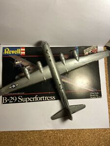 1/144 WWII US Army B-29 Super Fortress, Painted And Assembled