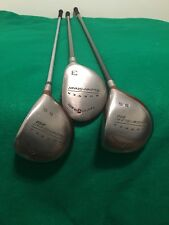 Taylormade Burner Super Steel Golf Clubs Drivers And Fairway 3 Wood