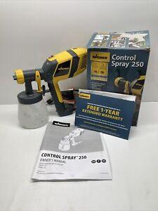 Wagner Control Spray 250 Exterior 4.9fl. Oz. / Minute