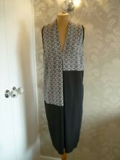 NEXT print dress size 16 Tall