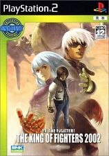 Used PS2 The King of Fighters 2002 SNK Best Collection Japan Import