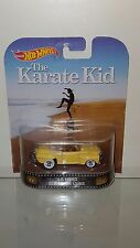 1/64 HOT WHEELS THE KARATE KID 1948 FORD SUPER DE LUXE YELLOW B55