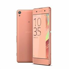"Sony Xperia X Dual Sim 64GB Rose Gold 5""Smartphone  Unlocked 4GLTE Mobile F5122"