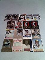 *****Willie McCovey*****  Lot of 75 cards.....24 DIFFERENT